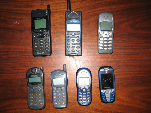Evolucion movil