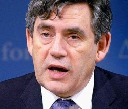 Gordon Brown, Primer Ministro inglés
