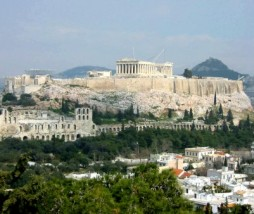 Atenas, cuna del pensamiento occidental