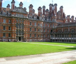 Foto de la Royal Holloway