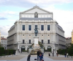 Foto del Teatro Real de Madrid