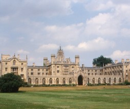 Cambridge - St. John's College, New Court