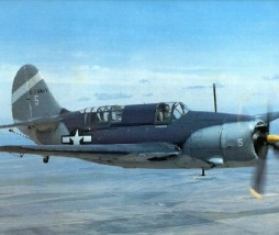 Curtiss Helldiver SB2C