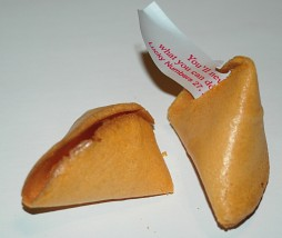 galleta de la fortuna