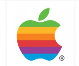 Los logos de Apple