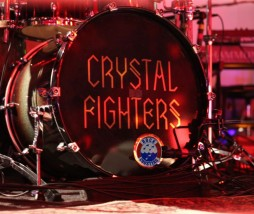 Bateria de Crystal Fighters