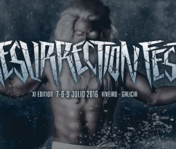 Cartel del Resurrection Fest 2016
