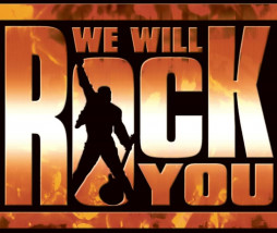 We will rock you de Quee