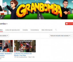 Perfil en YouTube