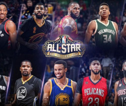 El All Star de la NBA