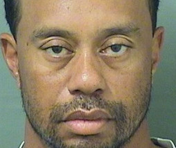 Detenido Tiger Woods